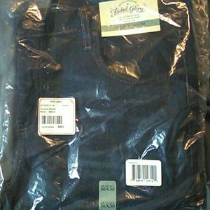 New Men's Faded Glory Jeans